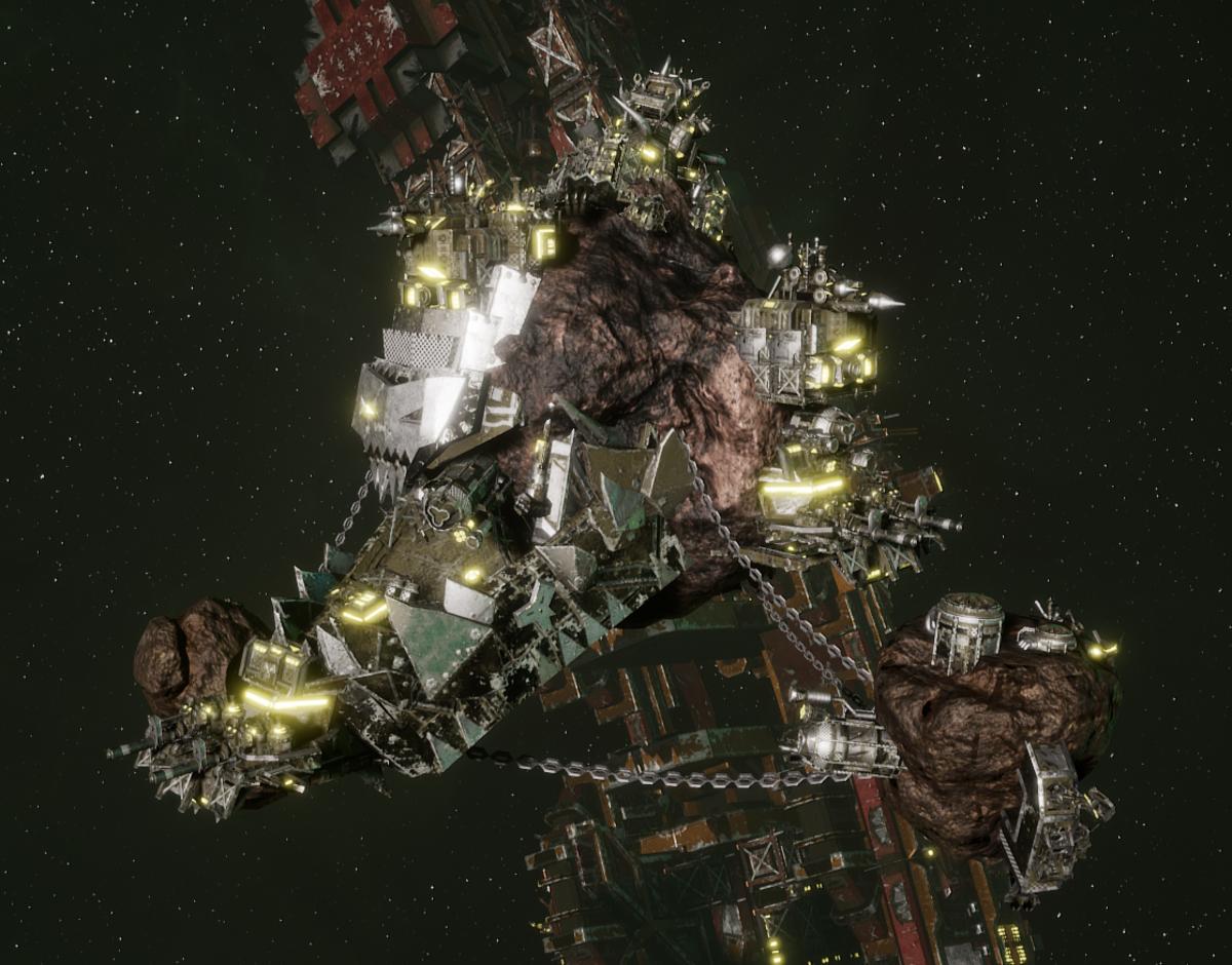 Ork Roks - [Goffs Sub-Faction]