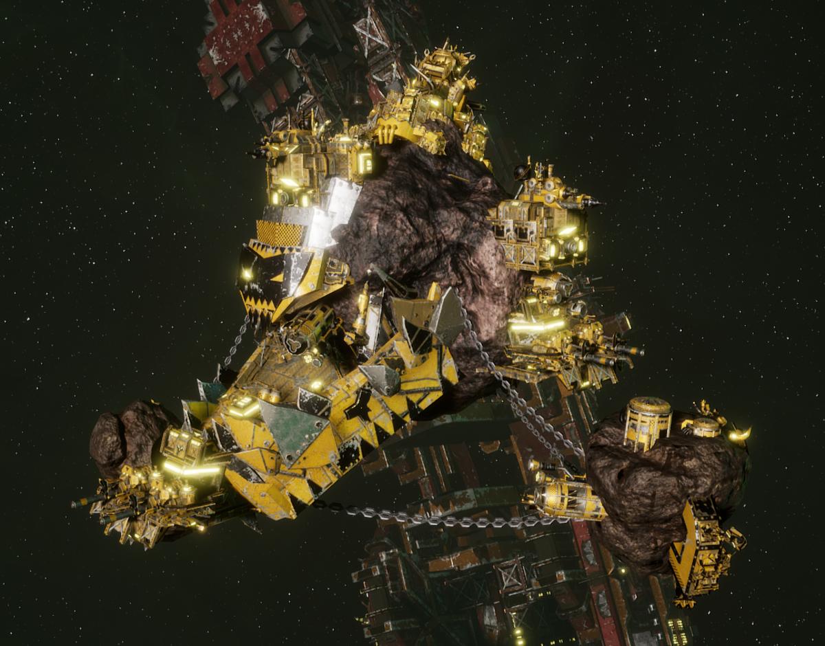 Ork Roks - [Bad Moons Sub-Faction]