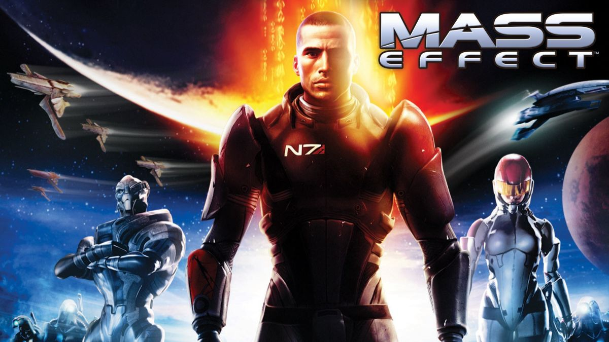 "Top 8 Games Like ""Mass Effect"" (Series)"