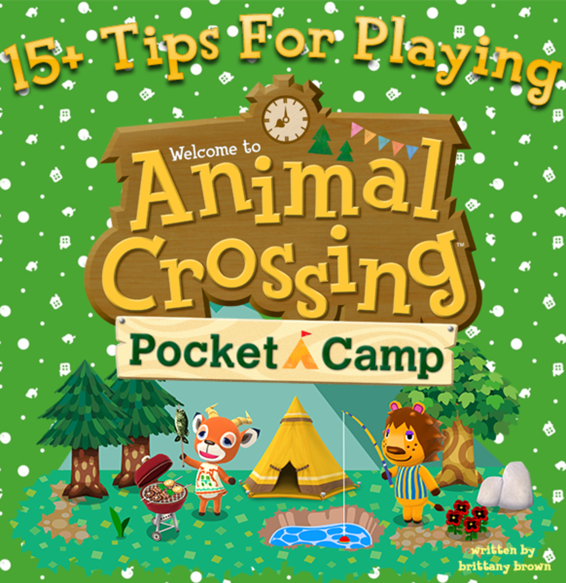 "15+ Tips for Playing  ""Animal Crossing Pocket Camp""!"