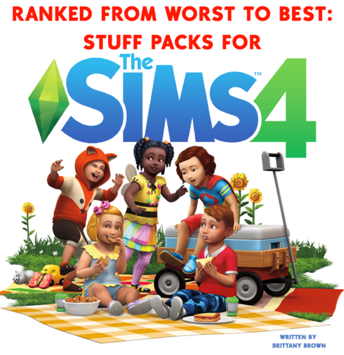 The Best and Worst Stuff Packs for The Sims 4!