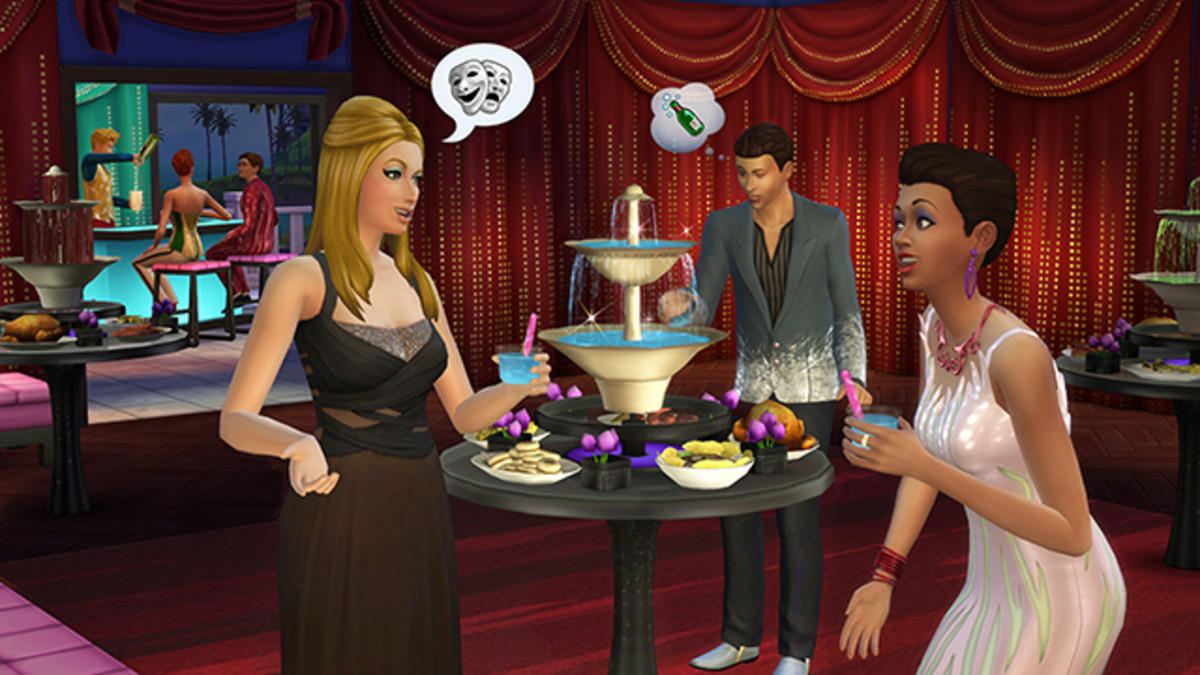 Luxury Party Stuff is the worst Sims 4 Stuff Pack released thus far!