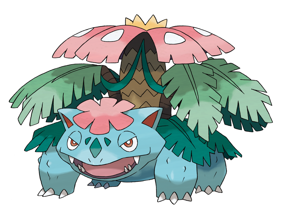 Mega Venasaur