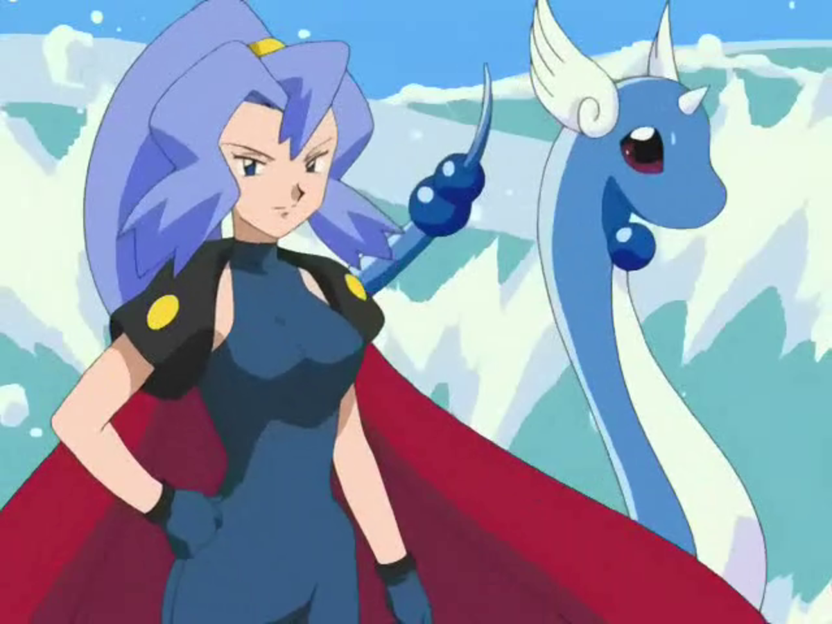 Clair and Dragonair