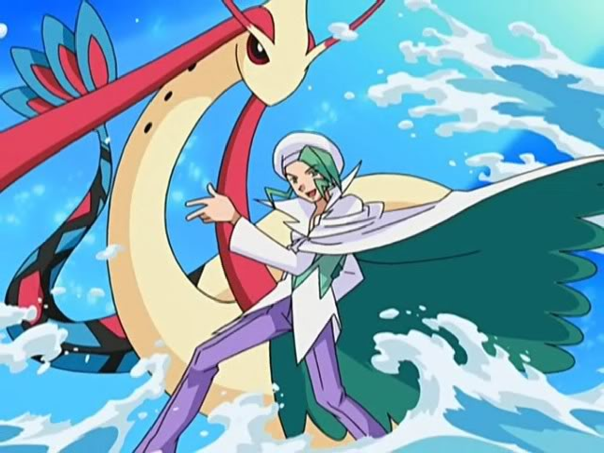 Top 10 Strongest Gym Leaders in Pokemon