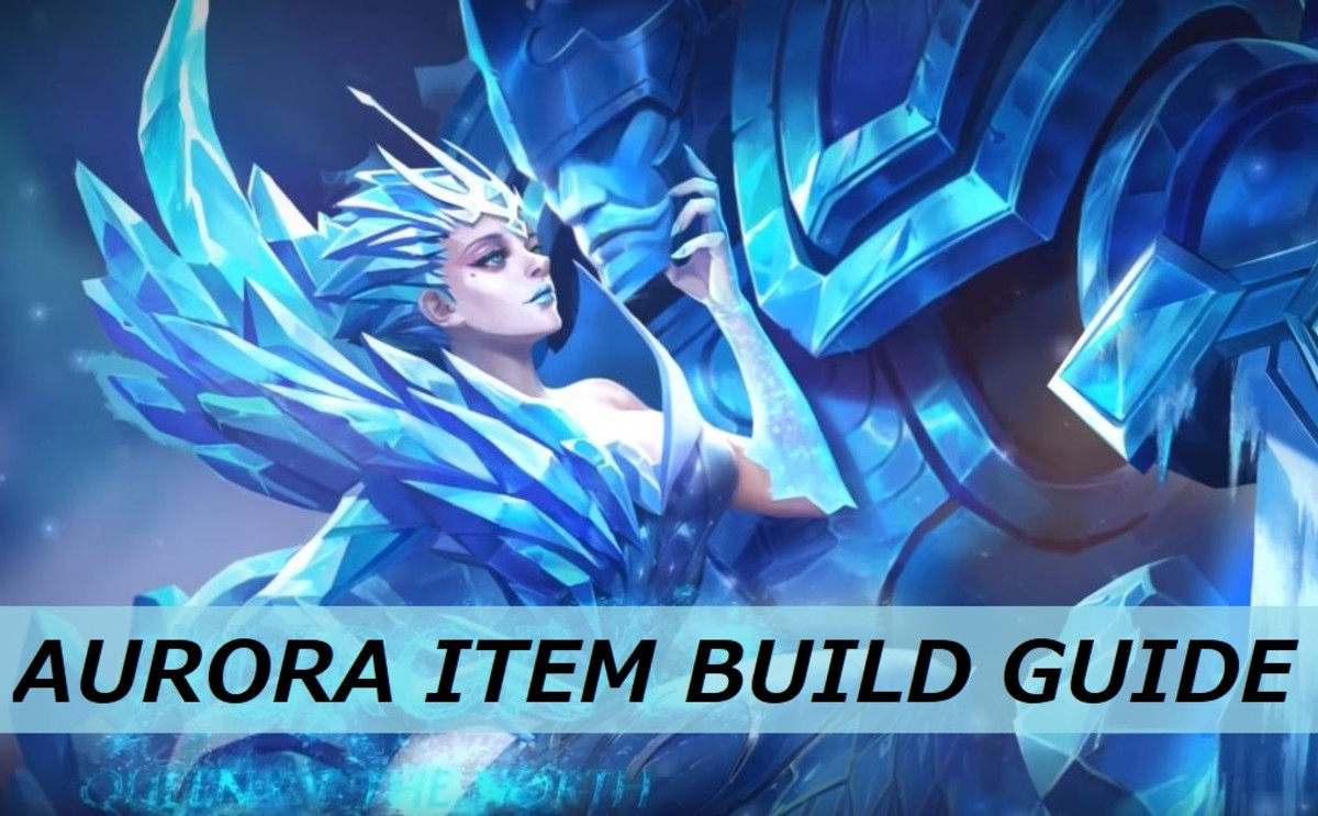 Mobile Legends Aurora Item Build Guide
