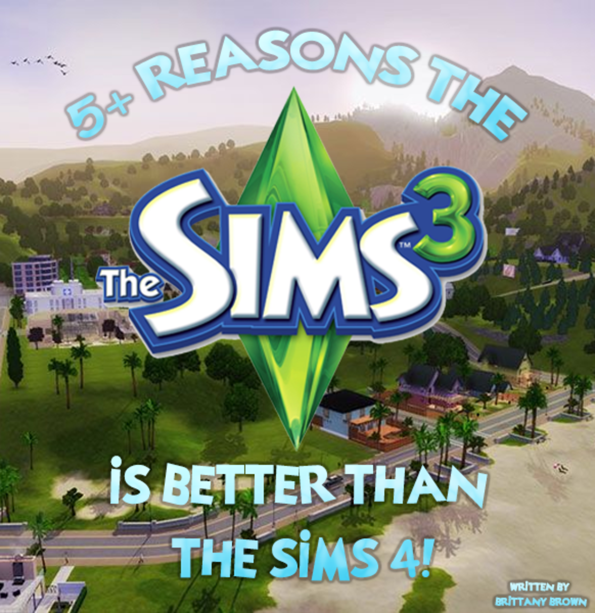 "5+ Reasons ""The Sims 3"" Is Better Than ""The Sims 4""!"