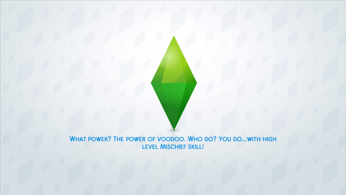 In The Sims 4, you must wait at the loading screen when you enter a new lot.