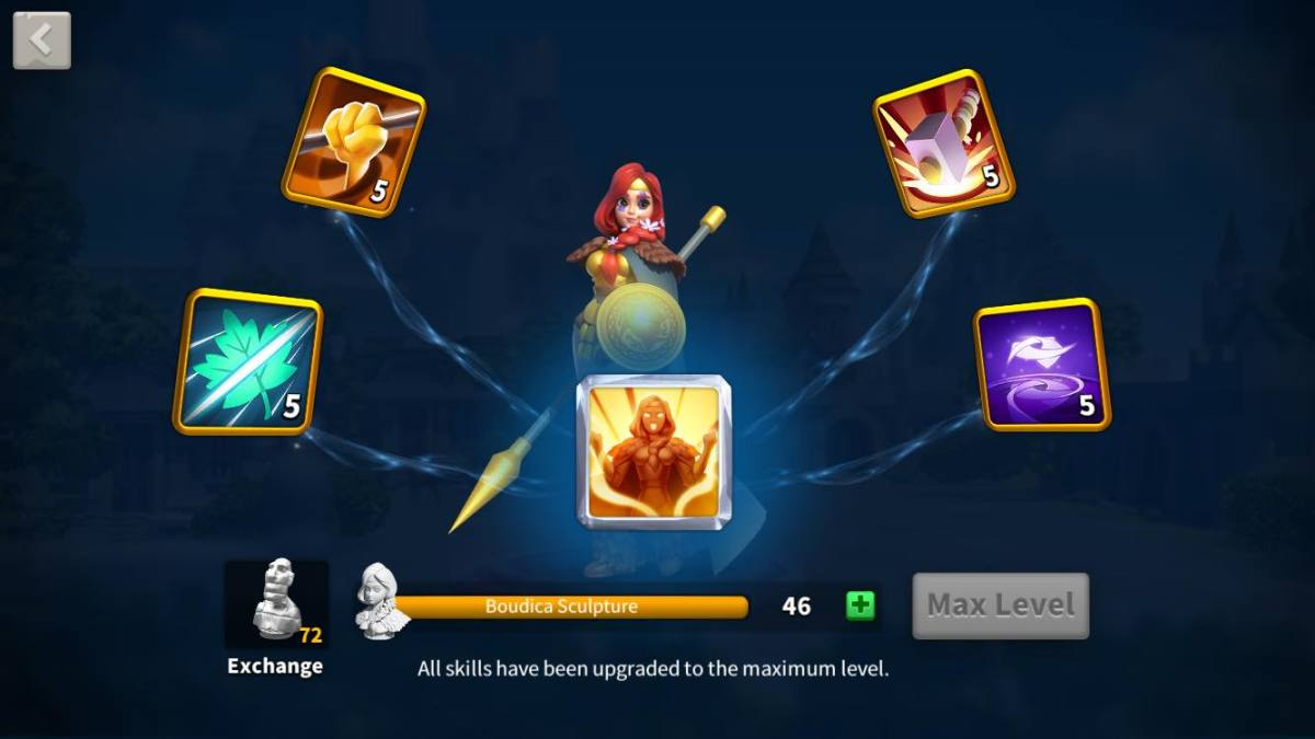 Boudica's Skills and Expertise Page