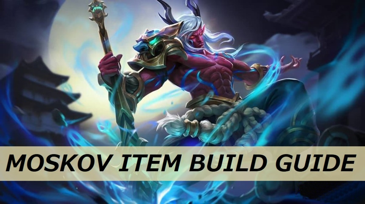 "Learn about three strong item builds for Moskov in ""Mobile Legends""!"