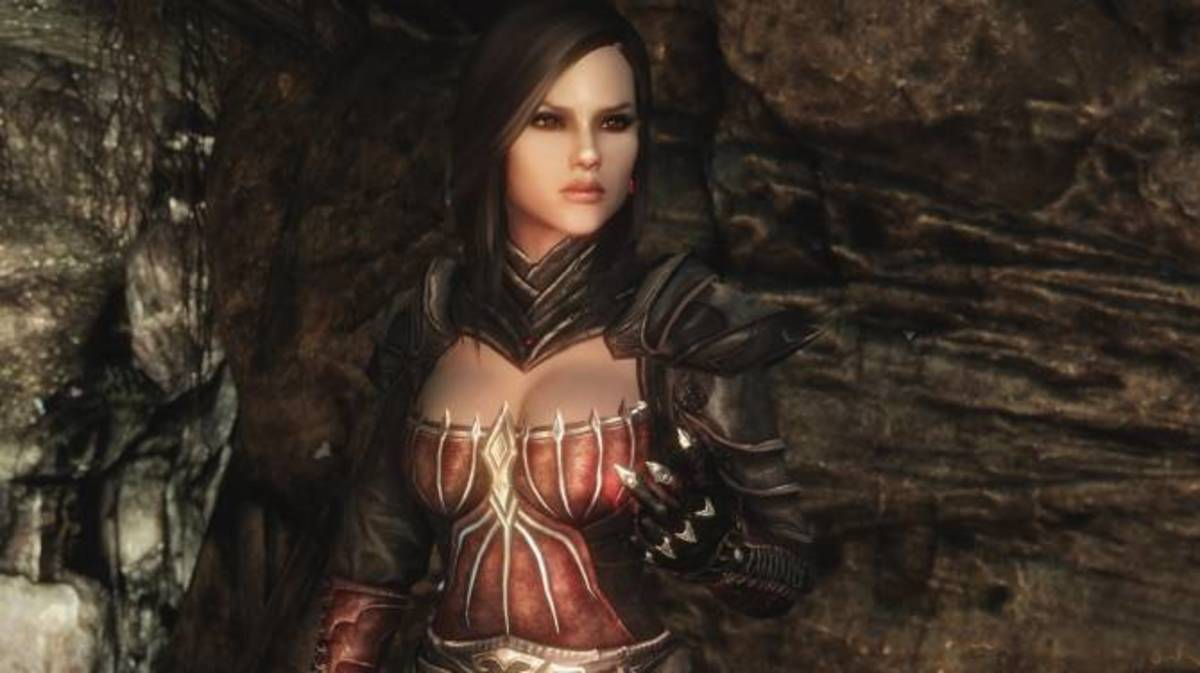 One of my favorite Serana replacers.