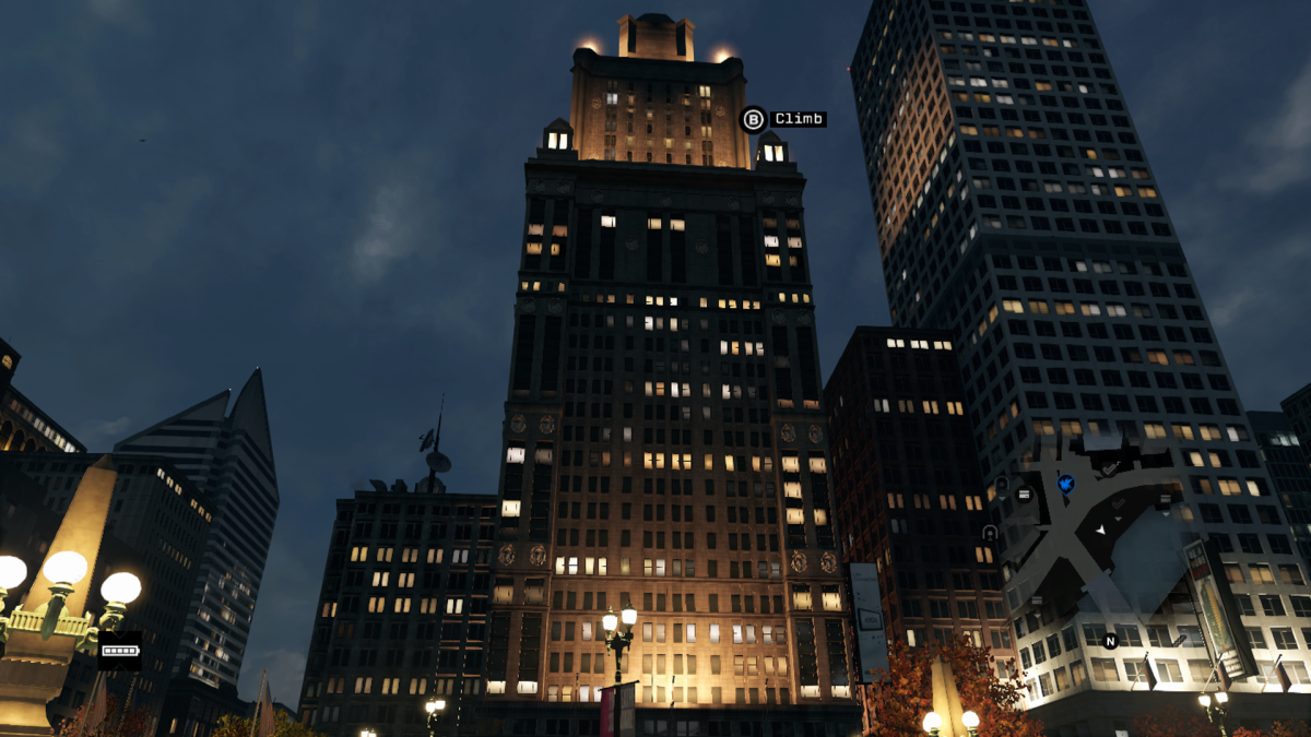 Watch Dog's version of the Jeweler's Building. Has a somewhat similar shape.