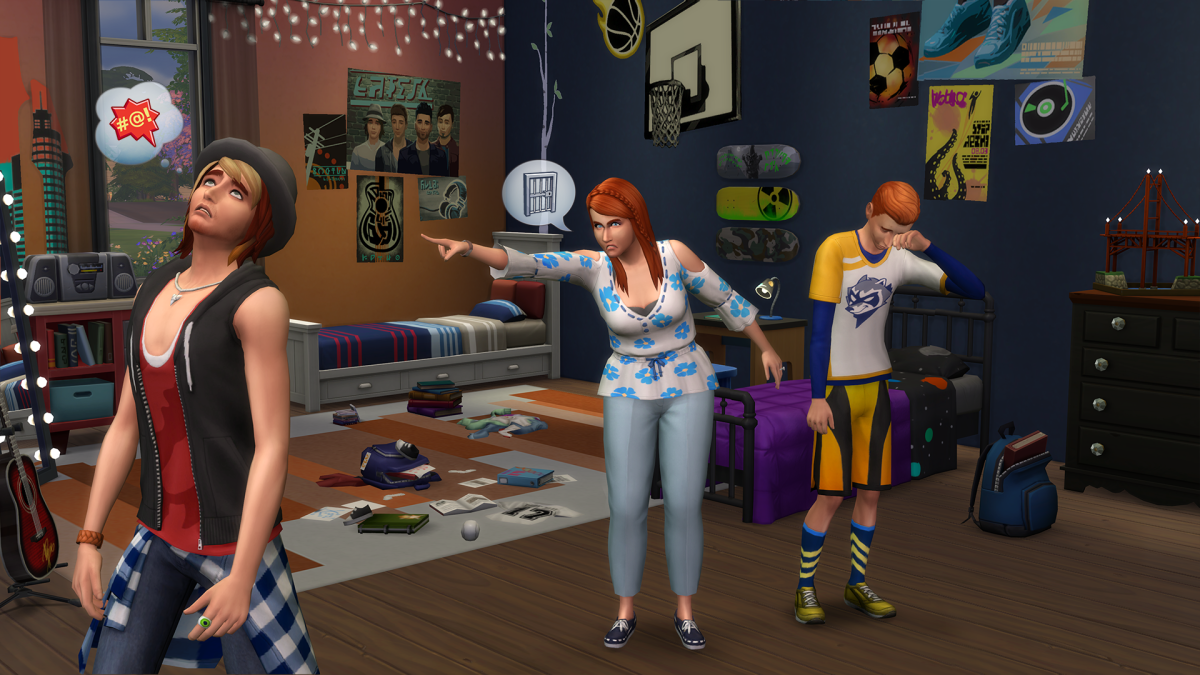 """The Sims 4: Parenthood"""