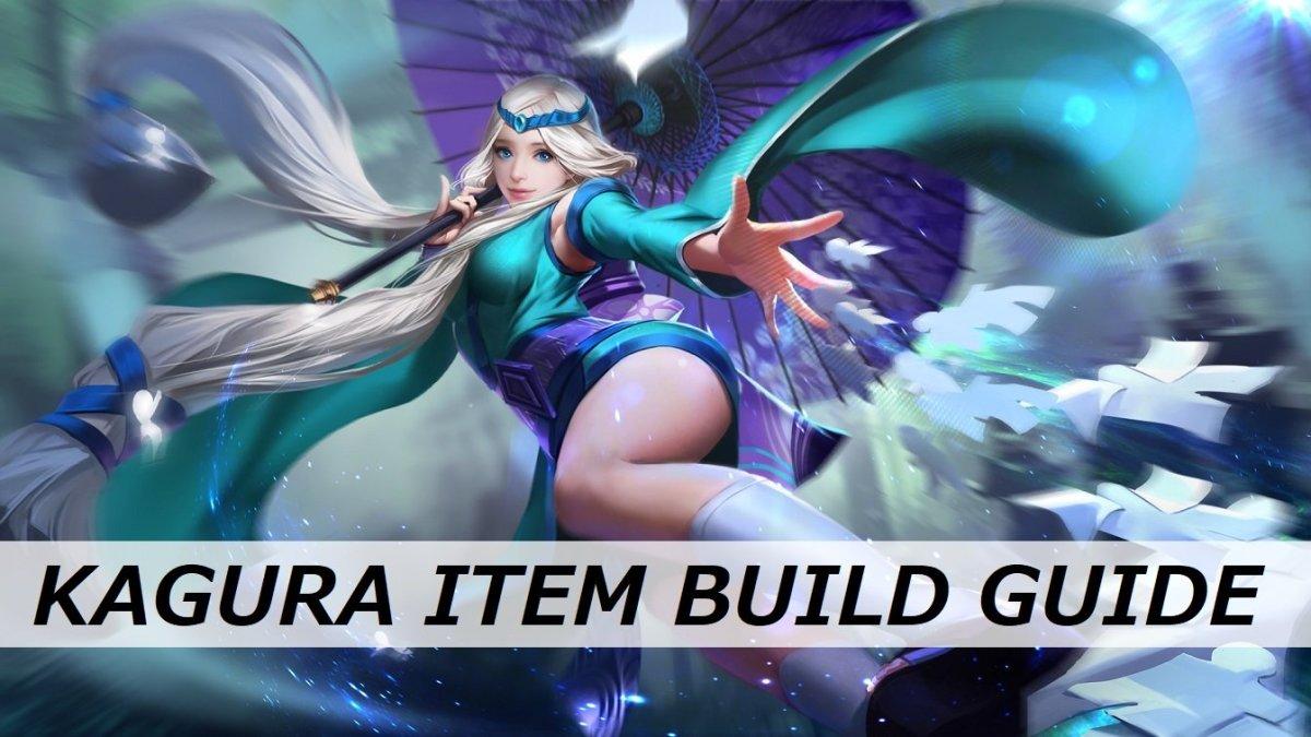 Mobile Legends Kagura Item Build Guide