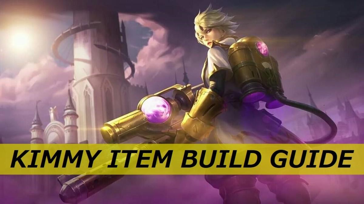 Mobile Legends Kimmy Item Build Guide