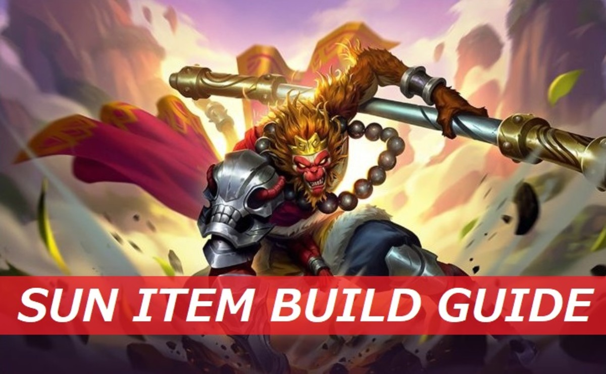 Mobile Legends Sun Item Build Guide