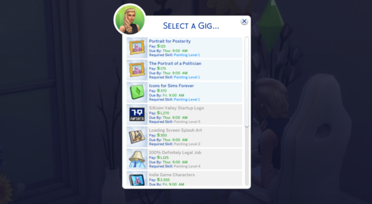 the-sims-4-freelancer-career-guide