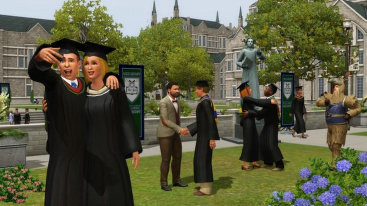 "Why ""The Sims 3: University Life"" Is Still Awesome"