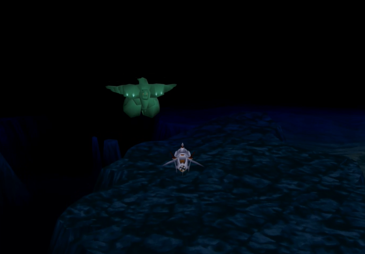 """""""Final Fantasy VII"""" also contains an underwater world map peppered with hidden locations and a powerful superboss."""