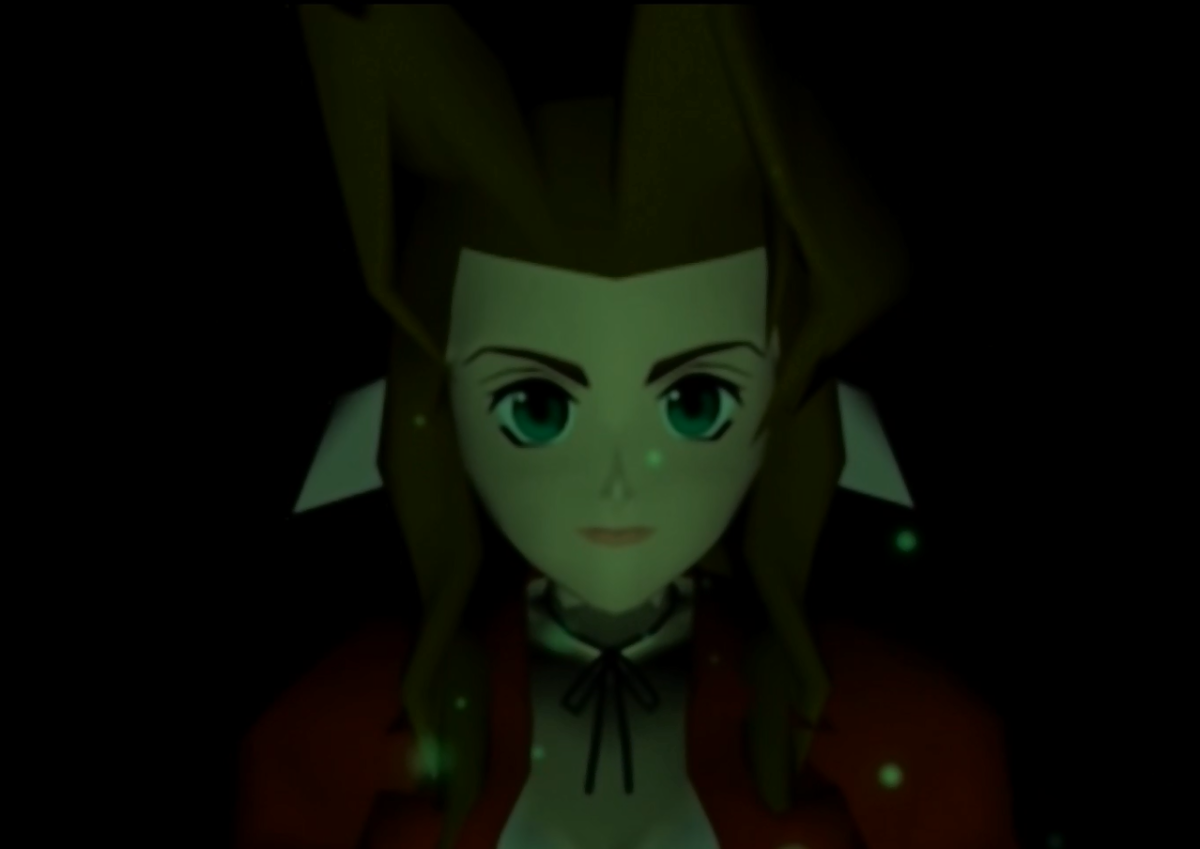 """""""Final Fantasy VII"""" opts for a more detailed cinematic experience than its predecessors by using Full Motion Video (FMV) sequences for important scenes."""