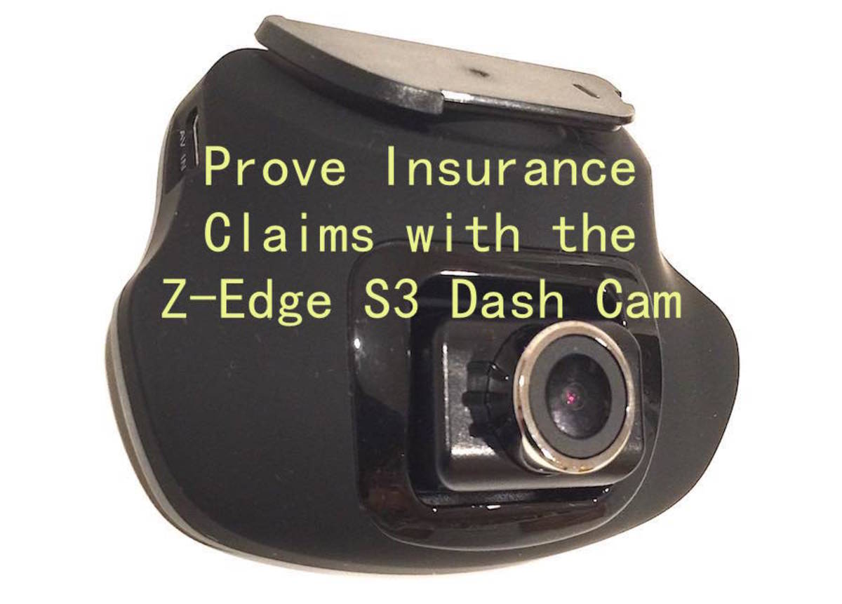 The Z-Edge S3 Dual Dash Cam: Detailed Review and Instructions