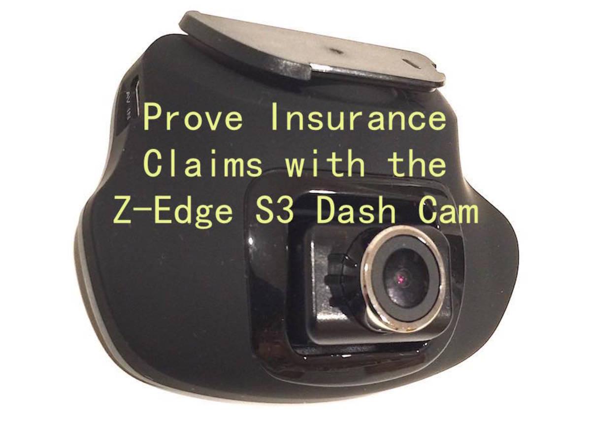 Z-Edge S3 Dash Cam