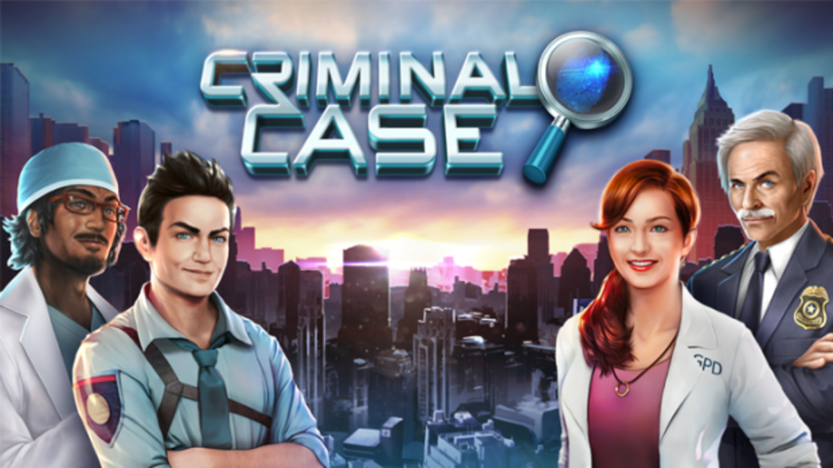 Criminal Case is one of the best hidden object games for Android and iOS!