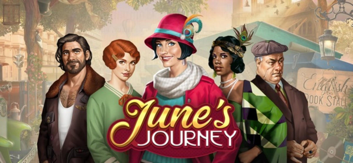 If the idea of Pearl's Peril sounds fun, definitely try out June's Journey, made by the same game developers!