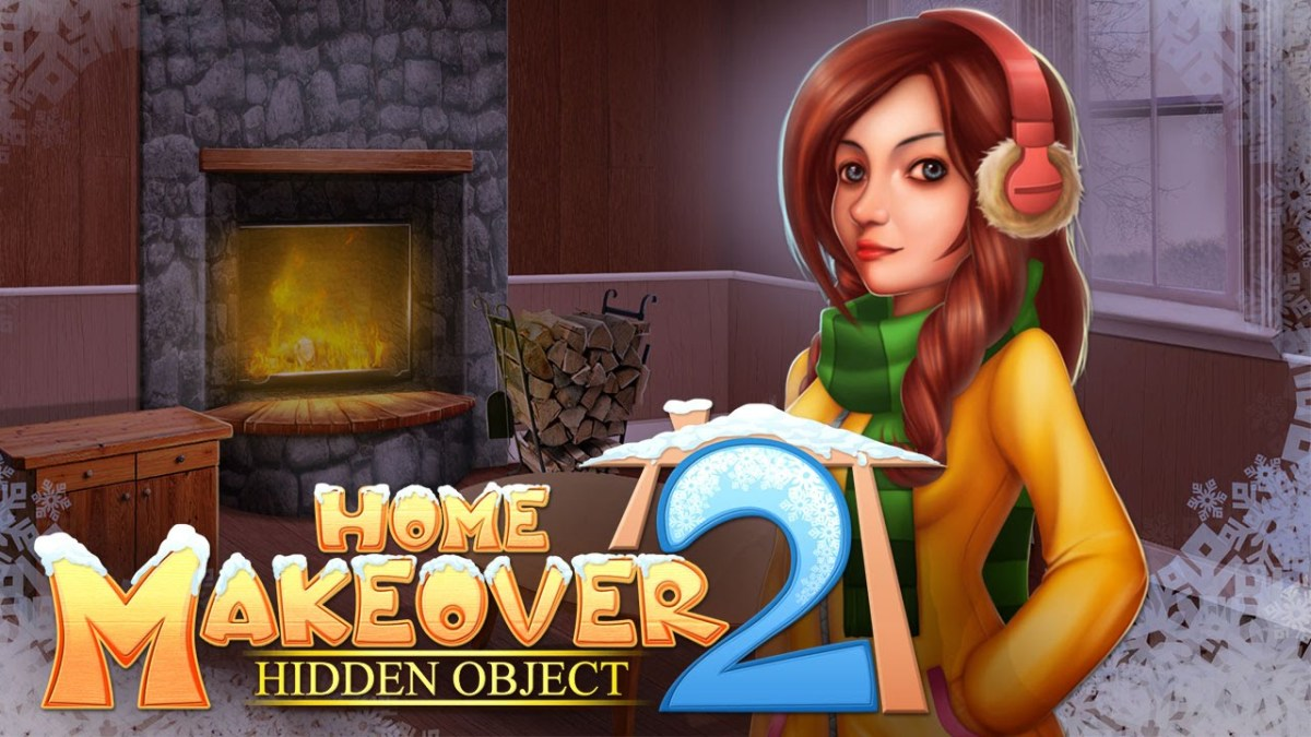 Home Makeover- Hidden Object is a great mix of hidden object and home design!