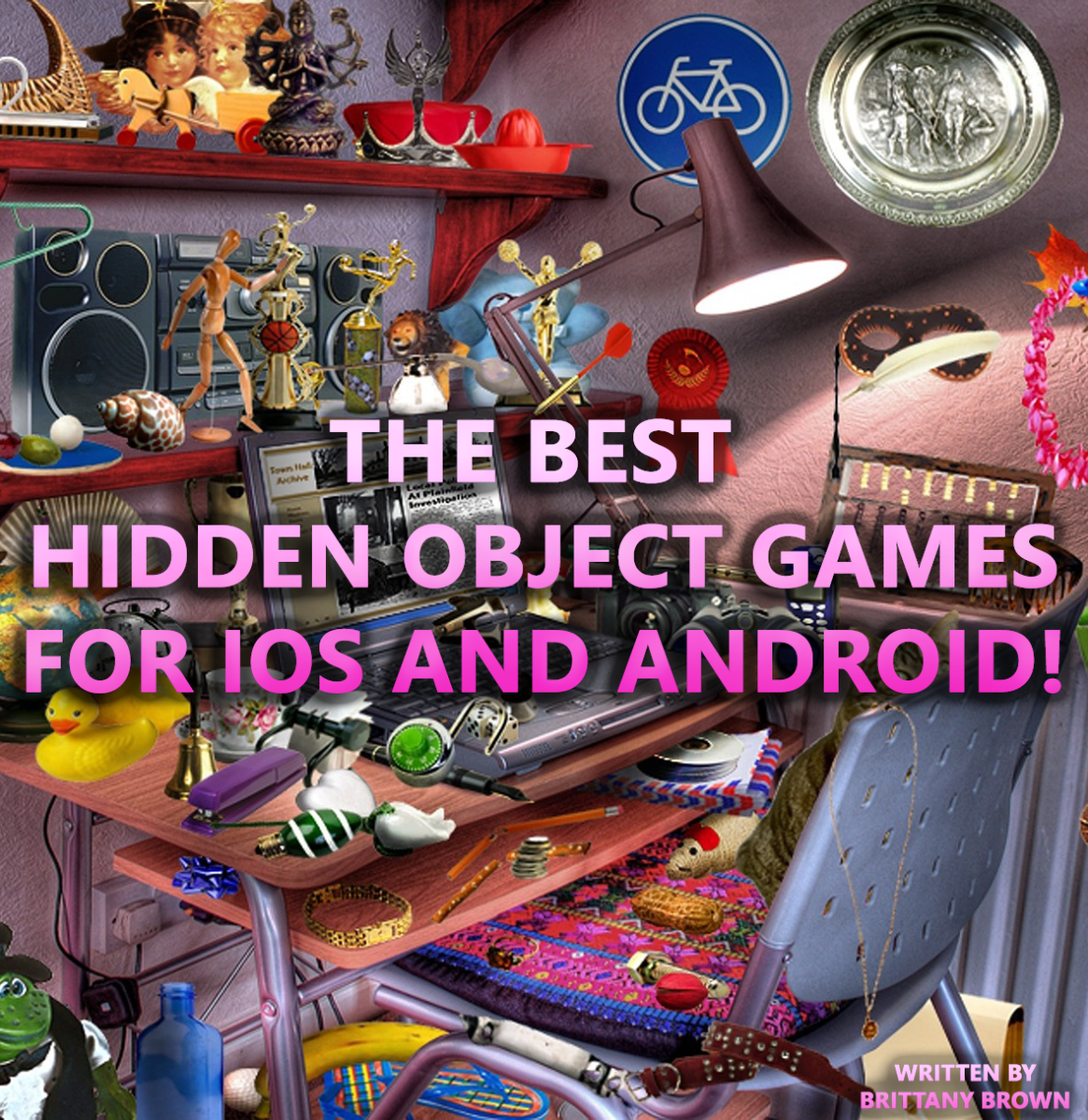 The Best Hidden Object Games for Android and iOS!