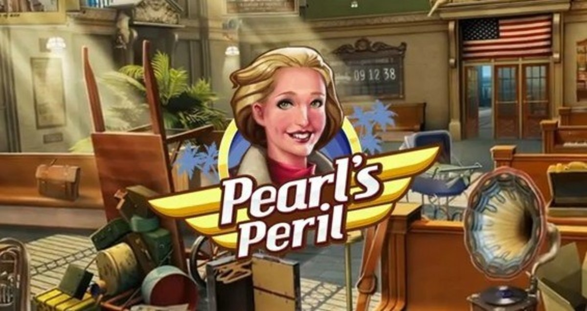 In Pearl's Peril you find hidden objects and also design an island paradise!