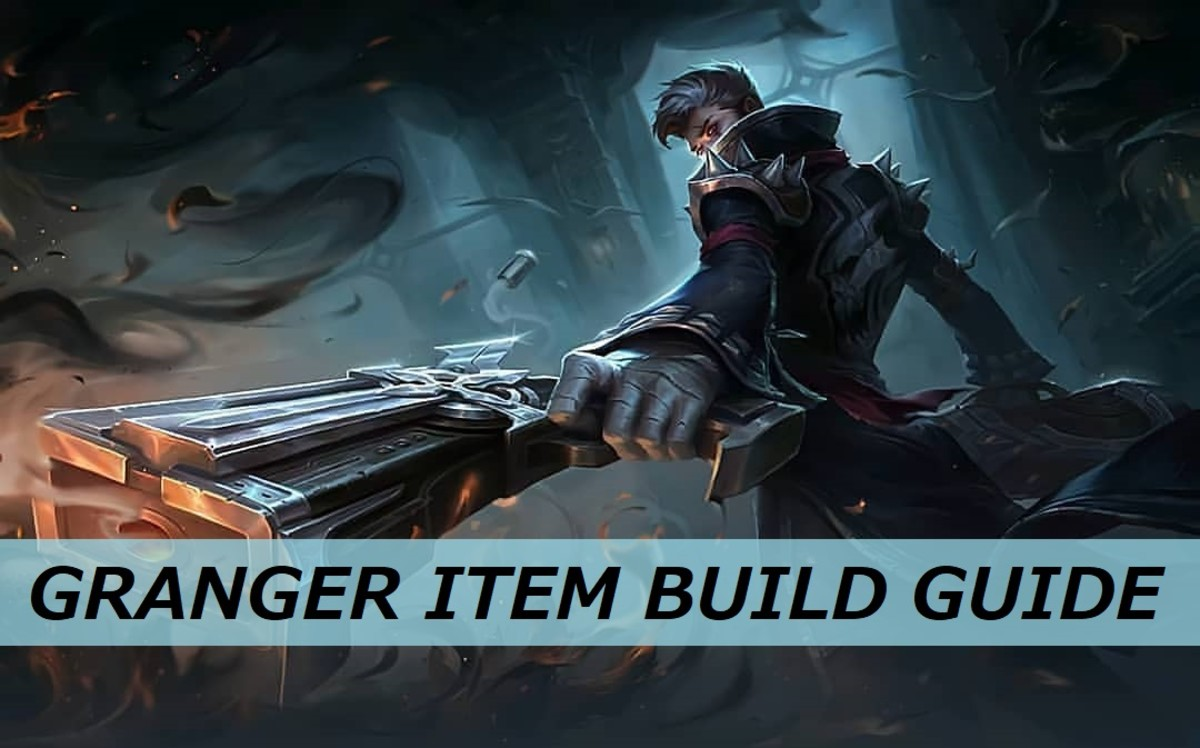 Mobile Legends Granger Item Build Guide