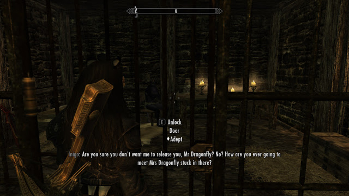 Why Inigo Is the Best Follower Mod There Ever Was in