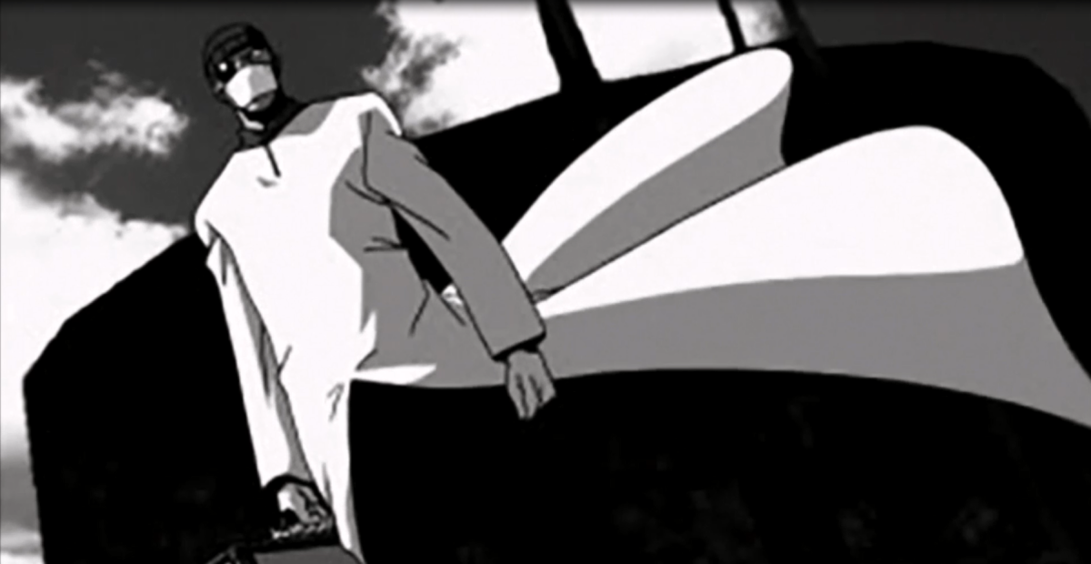 The Silver Case also contains a select few animation scenes that showcase particular important events in detail.