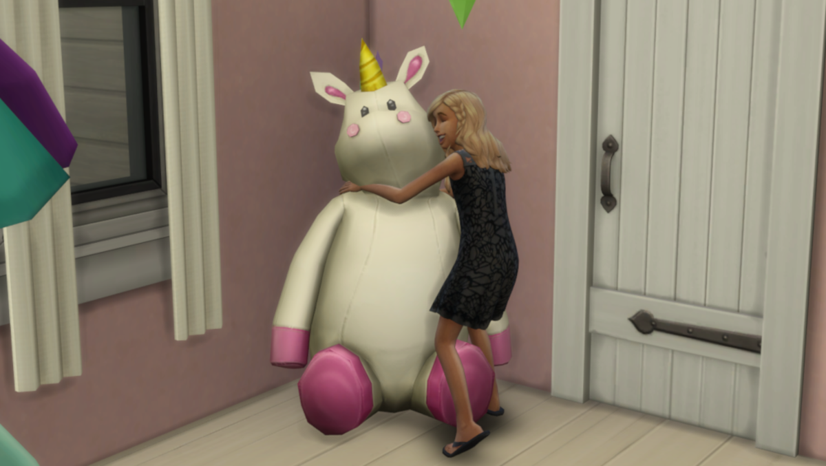 How to raise Children and Teens on The Sims.