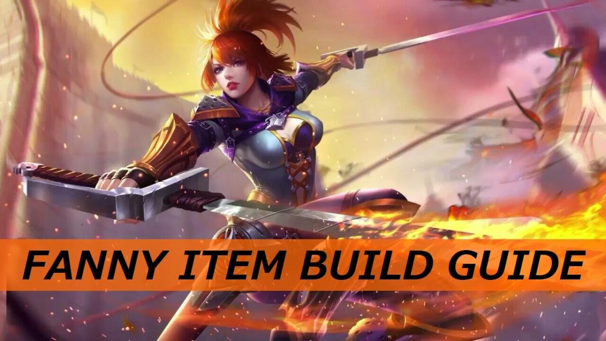Mobile Legends Fanny Item Build Guide