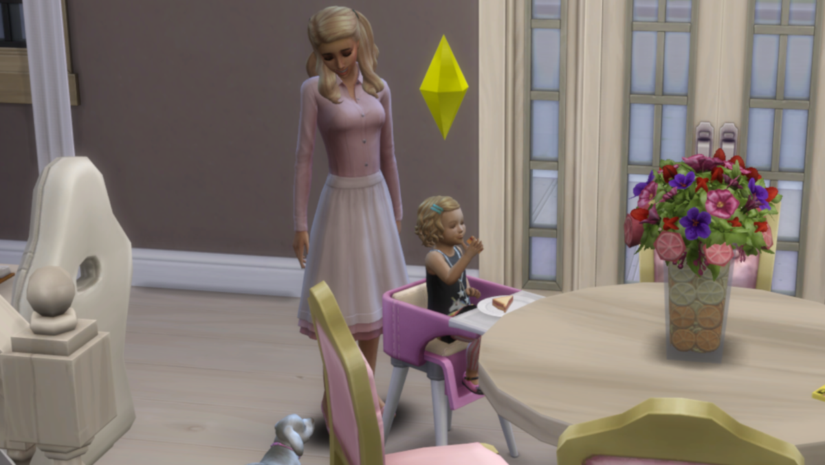 """""""The Sims 4"""" Babies and Toddlers Guide"""
