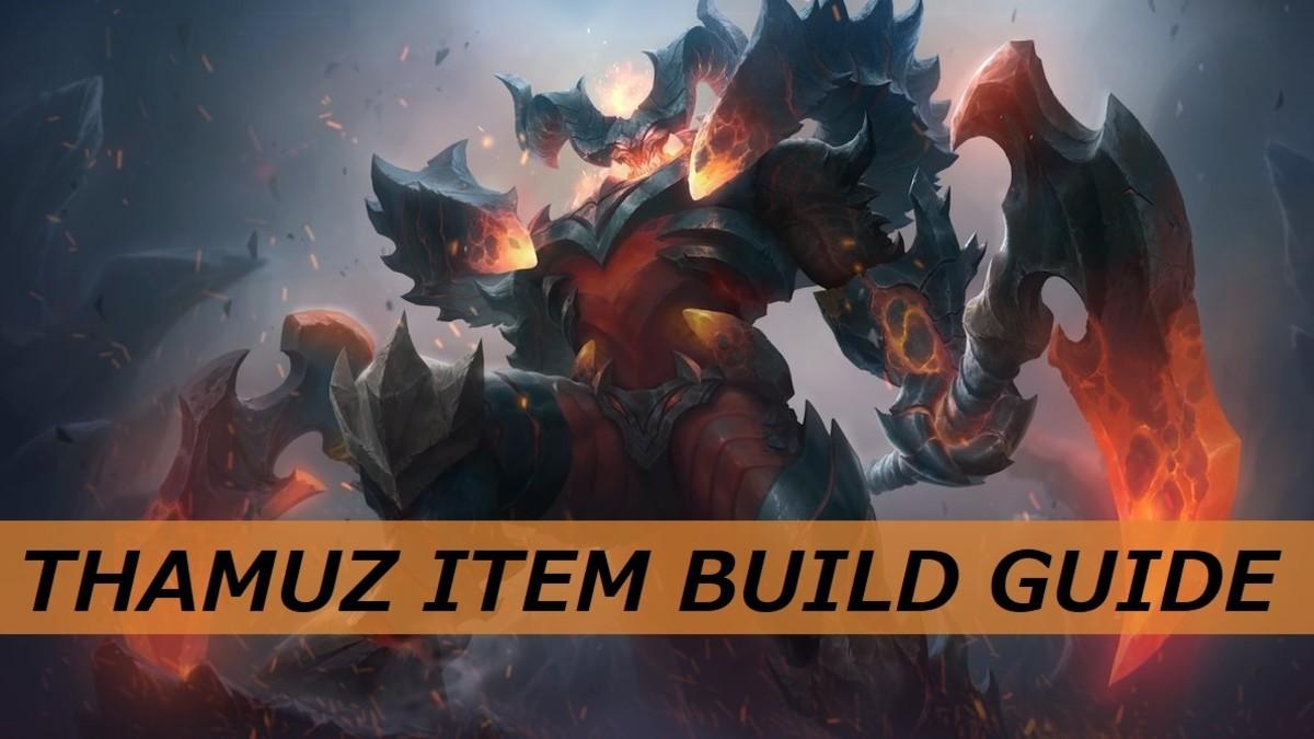 Mobile Legends Thamuz Item Build Guide