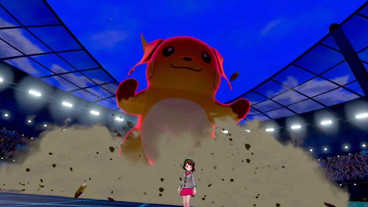 Dynamax Pokémon are huge and become much more Powerful, but the effect lasts for only three turns, so use this new ability wisely.
