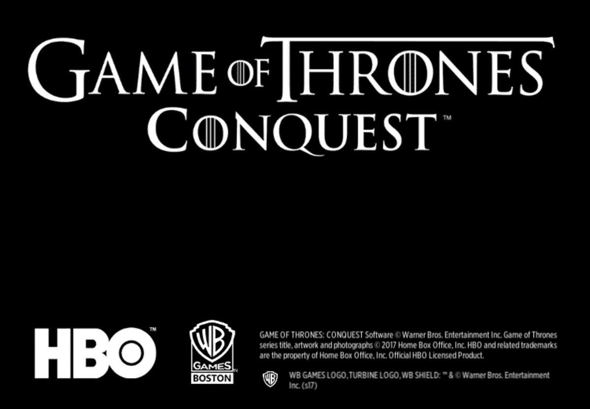 """An Intermediate Noob's Guide to """"Game of Thrones: Conquest"""""""
