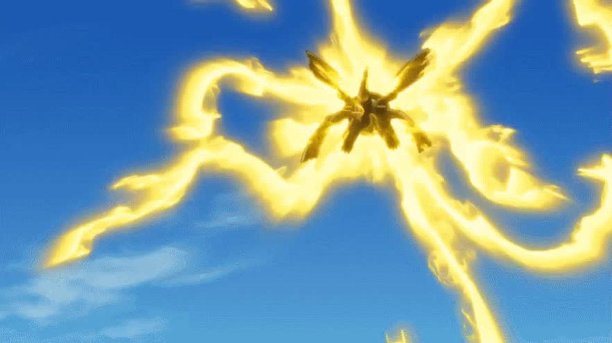 Zekrom's Bolt Strike