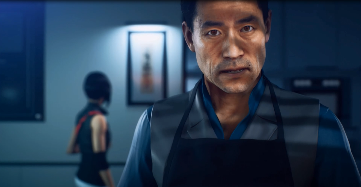 Mirror's Edge Catalyst utilises the Frostbite engine to provide fluid graphics and visuals. Outside of gameplay, it can also be seen through the game's story demos which are rendered in high quality.