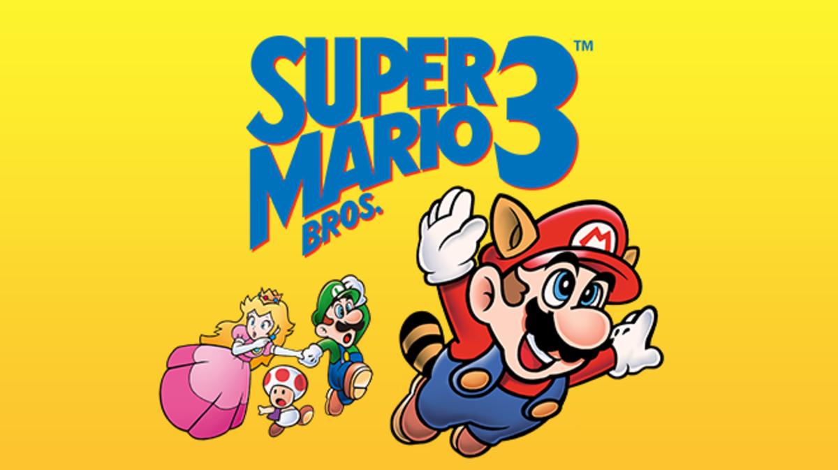 'Super Mario Bros. 3'