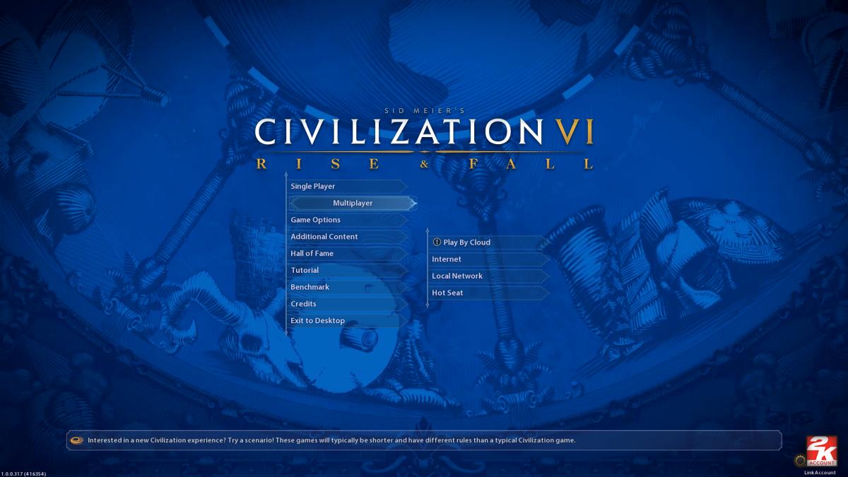 """""""Civilization VI"""""""