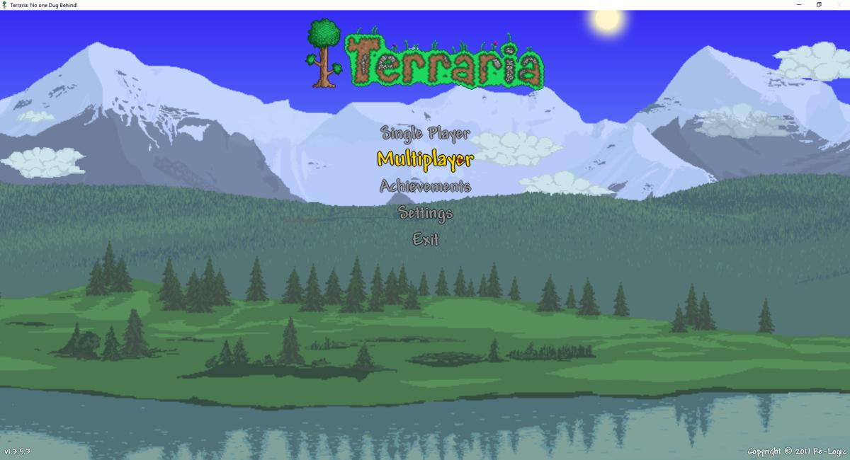 """Terraria"""