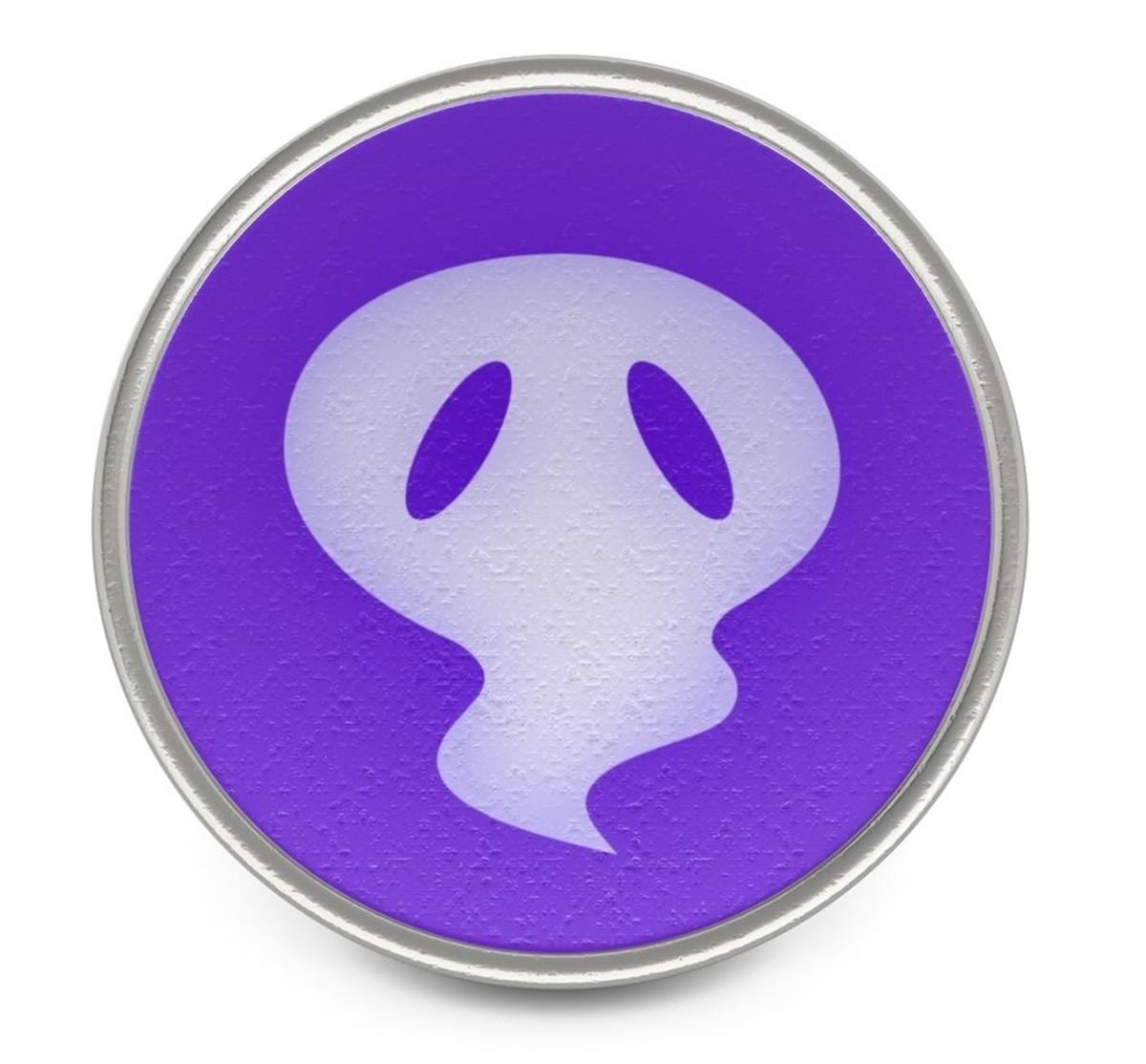 Ghost Pokémon logo