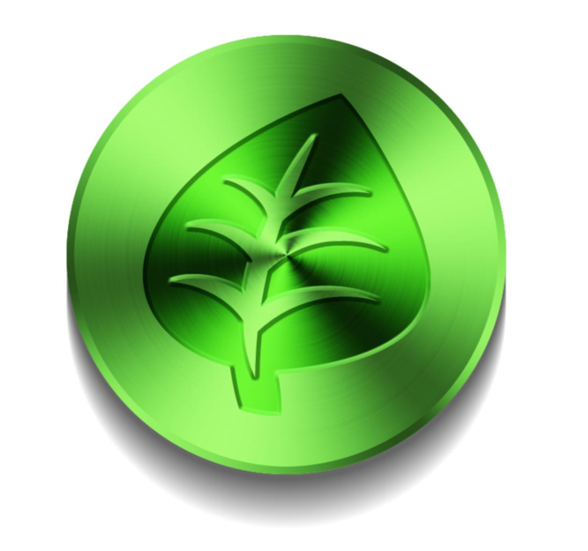 Grass Pokémon logo