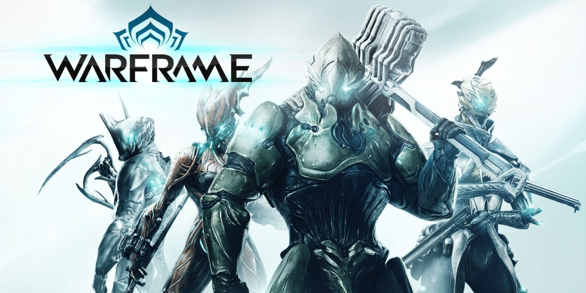The starter Warframes are some of the most recognizable to those familiar with the game.