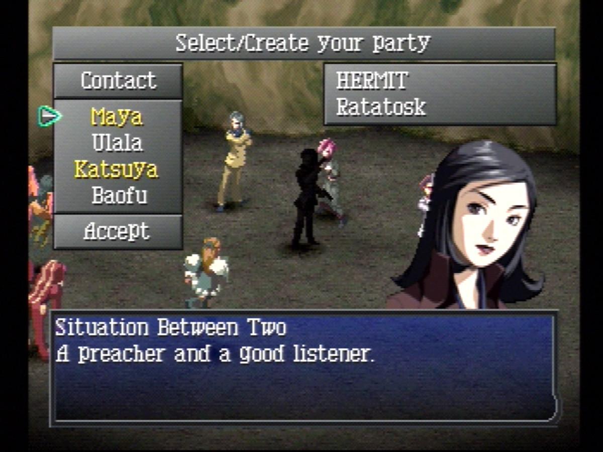 """Persona 2: Eternal Punishment"""