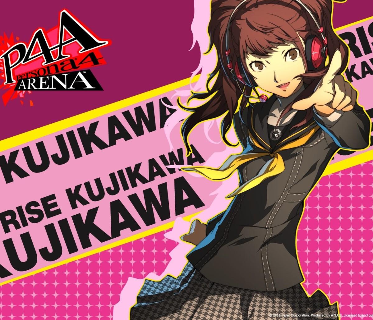 Rise Kujikawa P4